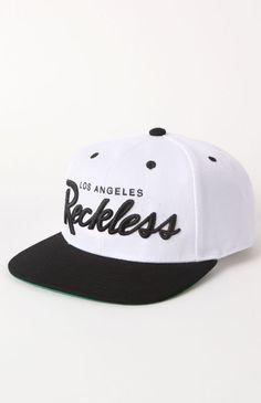 b720da996b632 OG Script Snapback Hat I fucking want this!