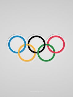 This minimalist Olympic Wallpaper is the best way to celebrate minimalism & still rock a sweet Olympics Wallpaper. USA Olympic Wallpaper - Gold Medals All Around!!