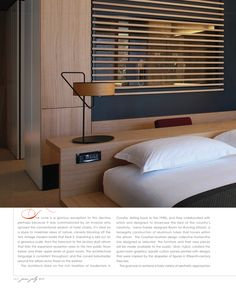 Interiors - June/July 2012 - Page Residential Interior Design, Best Interior Design, Interior Architecture, Decoration Bedroom, Hotel Interiors, Home Bedroom, Bedrooms, House, Furniture