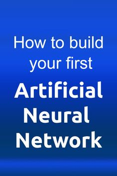 Want to learn how to build your own neural network from scratch? This course teaches you how to do it in Python and Numpy and in Tensorflow too and shows you how Deep Learning really works.  | This is an affiliate link  #deeplearning #neuralnetworks