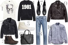 H&M Set, outfit, clothes, style, fashion