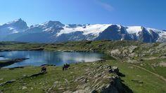Lac Noir - Plateau d'Emparis