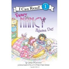 This is a fantastic book!  Nancy is all set to wear something special for Pajama Day at school. But when Bree and Clara show up in matching outfits, Nancy feels left out. Will this Pajama Day be as fun as she thought?