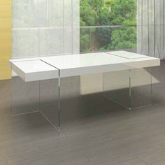 Creative Images Quincy Dining Table - T1110WH