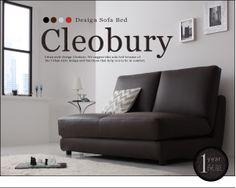 デザインソファベッド【Cleobury】クレバリー クーポンコード:ANYTIME11%OFF