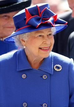 Queen Elizabeth II celebrates 60 years as the reigning monarch of Britain in 2012