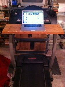DIY Walking Desk Treadmill Examples | curated by www.workwhilewalking.com Treadmill Desk, Long A, Staying Alive, Health Tips, House Ideas, Walking, Exercise, Queen, Building