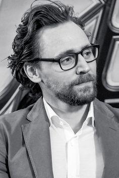 Tom Hiddleston. #InfinityWar fan event in South Korea. Via Twitter.