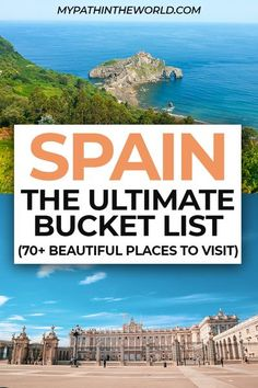 Looking for the best things to do and beautiful places to visit in Spain? Here's the best Spain travel bucket list including cities, towns, national parks and many more destinations you must… More
