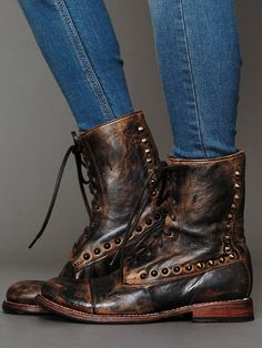 Bed | Stu Stud Bullet Boot  http://www.freepeople.com/whats-new/stud-bullet-boot/