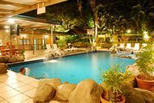 Tanoa Skylodge Hotel - Nadi Pool #fiji