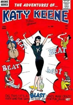 Katy Keene #50 Jan 1960