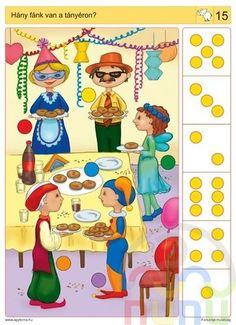 Logico feladatok Ovisoknak - Katus Csepeli - Picasa Webalbumok Sequencing Cards, Cicely Mary Barker, Homeschool Math, Preschool Worksheets, Creative Thinking, Speech Therapy, Kids Learning, Activities For Kids, Album