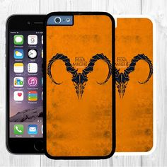 "Funny Game Of Thrones iPhone 6 Case Ulryden Goat iPhone 6 Small Case 4.7""  #GameOfThrones #Goat #iPhone6 #iphone6case #iphone6cover #SmalliPhone6Case #TheirFearIsOurMight #Ulryden Gift for him"