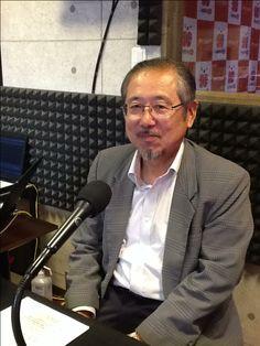 【連区23】  今朝ご出演いただいたのは「浅井連区」から「連区長」の「大野 史郎」さんでした。