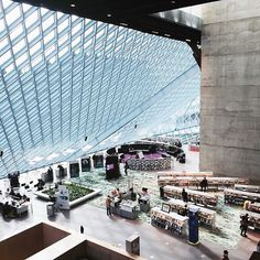 Seattle Public Library, Seattle, Washington | http://writersrelief.com