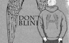 Don't Blink by Simply Josh Designs