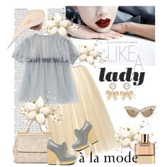 """""""Like A Lady"""" by naturalbornstyler on Polyvore"""