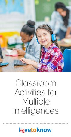 Different children learn differently, which is why you need classroom activities for multiple intelligences. Students who don't learn traditionally may be . Instructional Coaching, Instructional Technology, Instructional Strategies, Teaching Strategies, Differentiated Instruction, Flipped Classroom, Educational Activities, Classroom Activities, Receptions