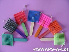 fly swatter swap