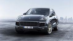 The new Porsche Cayenne will also come in Platinum Edition