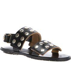 Marni - Sandal - Black - 50% DISCOUNT - $232.80