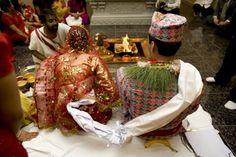 Nepali wedding ceremony!!!