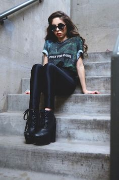 Omg steph from thefashioncitizen! I want that shirt