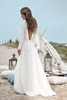 Robe de mariee manche longue montpellier
