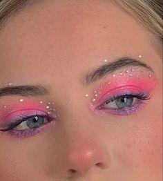 Cute Makeup Looks, Makeup Eye Looks, Eye Makeup Art, Pretty Makeup, Skin Makeup, Flawless Face Makeup, Fairy Makeup, Edgy Makeup, Makeup Inspo