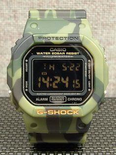 Casio G-Shock DW-5600CF-3JF