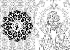 Art of Coloring Disney Frozen: 100 Images to Inspire Creativity and Relaxation (Art Therapy)