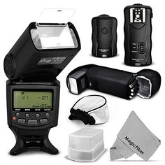 Essential Flash Kit for NIKON DSLR D7100 D7000 D5300 D5200 D5100 D5000 D3300 D3200 D3100 - Includes: Altura Photo I-TTL Auto-Focus Dedicated Flash + Wireless Camera Flash Trigger and Camera Remote Control Function + Cable-M Cord for Remote Control + Protective Pouch + Hard Flash Diffuser + Soft Flash Diffuser + MagicFiber Microfiber Lens Cleaning Cloth Altura Photo http://www.amazon.com/dp/B00H84WRK2/ref=cm_sw_r_pi_dp_KaB0tb1PQNQXT6HG