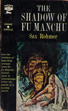 The Shadow of Fu Manchu, Panther Books, 1960