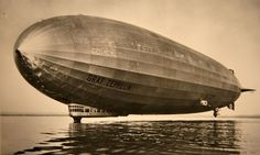 Over the years, British businessman, David Kirch, amassed hundreds of German Zeppelin photos & other airship memorabilia....a 15 TON collection worth £1m. He planned to open a museum in an old aircraft hangar he bought, but the 75-year-old, who hoped to offer the public rides on airships at the attraction, never got around to finishing the project and sold it all at auction in 2012.