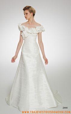 2444  Vestido de Novia  Patricia Avendao