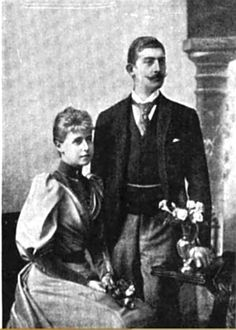 All sizes | Crownprince Ferdinand and Crownprincess Marie of Romania | Flickr - Photo Sharing!