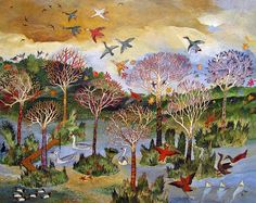 Everglade  by Anna Pugh