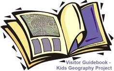 Make a town or city guidebook as part of your geography studies.