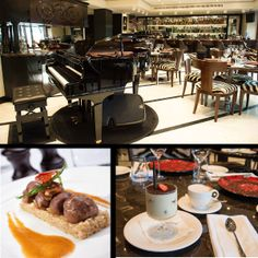 ISTANBUL FIND Dinner Tip!  Elegant atmosphere and sophisticated tastes… You can try The GALLIARD at Etiler for fine dining in Istanbul.   To find more cafes and restaurants you can visit…  http://www.istanbulfind.com/en/restaurants-amp-caf-s/17