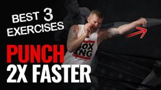 How to Punch Faster in Boxing | 3 Drills - YouTube Boxing Quotes, Martial Arts, Punch, Teacher, Exercise, Drills, Larry, Youtube, Ejercicio