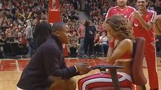 I LOVE this!! I so wish someone would do something romantic for me like this for me one day. The Luvabull Proposal (VIDEO)