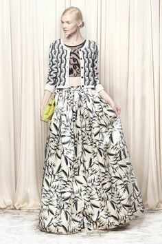 Alice + Olivia Spring/Summer 2014 Ready-To-Wear