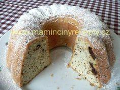 Bílková bábovka Desert Recipes, Banana Bread, Cakes, Food, Cake Makers, Kuchen, Essen, Cake, Dessert Recipes