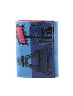 France Eiffelturm, drei Taschen-Münzen Kreditkarten-Geldbörse - http://on-line-kaufen.de/uxcell/france-eiffelturm-drei-taschen-muenzen