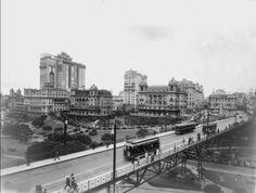 São Paulo em Preto & Branco