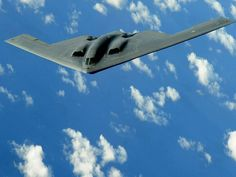 B-2 Spirit Over The Pacific B-2 Bomber Facts