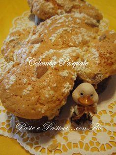 Colomba Pasquale ( ricetta di Papum)