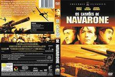 W50 Produções CDs, DVDs & Blu-Ray.: Os Canhões De Navarone - Lançamento 2017