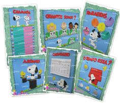 Painéis para decorar a sala de aula.  Escolha o tema e os painéis e solicite orçamento.